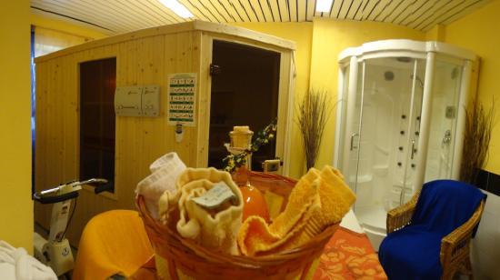 Hotel Weisses Haus: Suite