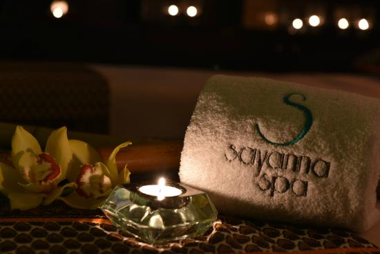 Sayanna Wellness: Sayanna SPA