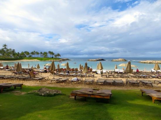 Aulani Beach Chairs Picture Of
