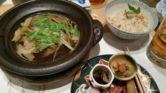 Suisan Iwakawa: Delicious food, sashimi, tempura, and Kobe beef