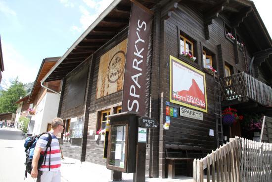 Sparky's Bar & Restaurant : Sparky's Zermatt