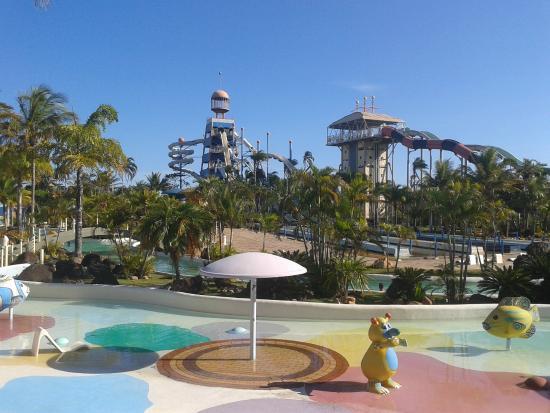 Parque Aquatico Yahoo