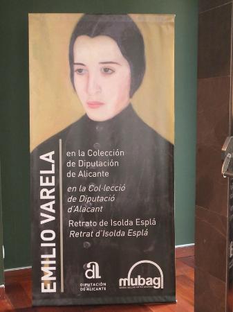 Museo de Bellas Artes Gravina (MUBAG): Bild von Emilio Varela