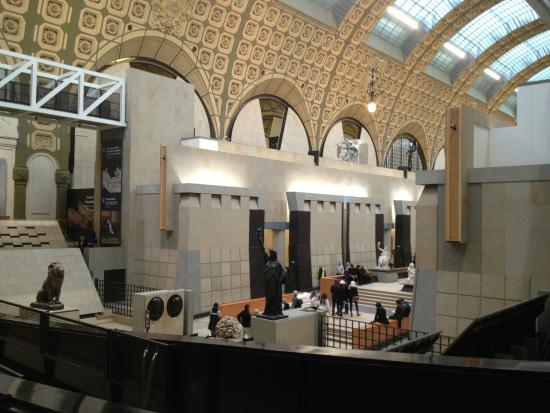 Expo l impressionisme e la mode picture of musee d 39 orsay paris tripadvisor - Musee d orsay expo ...