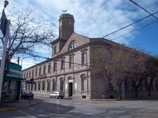 Museo Tecnológico del Agua y del Suelo-  Ing. O. Casamiquela
