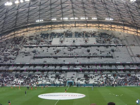 La tribune jean bouin photo de orange v lodrome for Porte 7 stade velodrome
