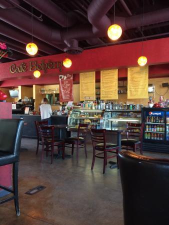 Cafe Boheme