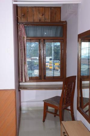 Writing Table-JC Woodville Manor Kodaikanal
