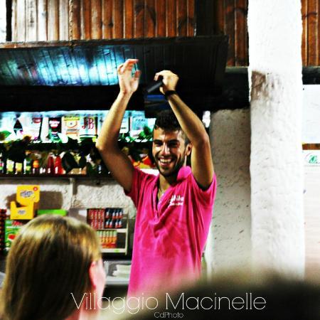 Villaggio Residence Macinelle: bar