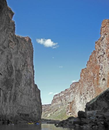 Maupin, OR: Owyhee River Canyons in Oregon
