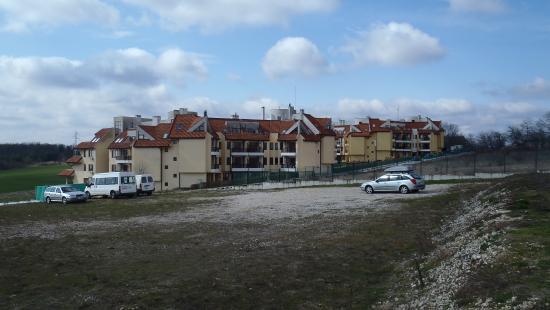 Kamchia, Bulgaria: Parking