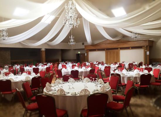 Marine Hotel Ballycastle: Versatile Event Spaces