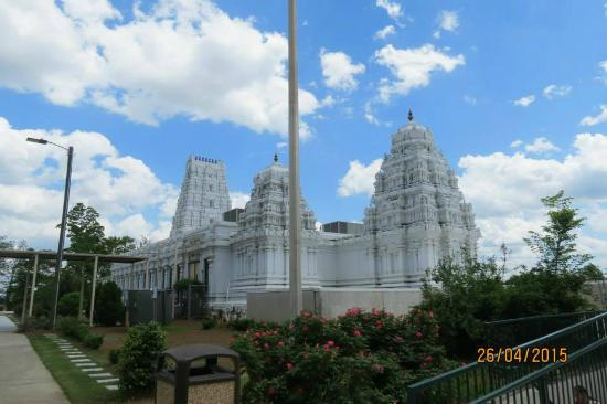 ‪The Hindu Temple of Atlanta‬