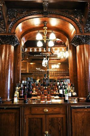 Hamley's Back Bar