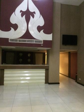 Avana Bangkok Hotel : lobby of second building