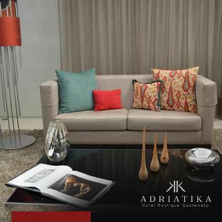 Adriatika Hotel Boutique: Lobby