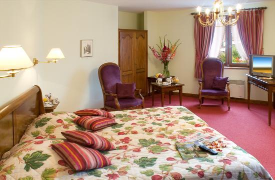 Hotel l'Abbaye d'Alspach: ch. supérieure