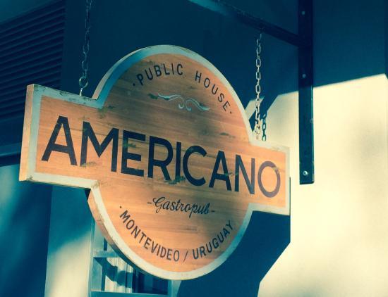 Bar americano montevideo ristorante recensioni numero di