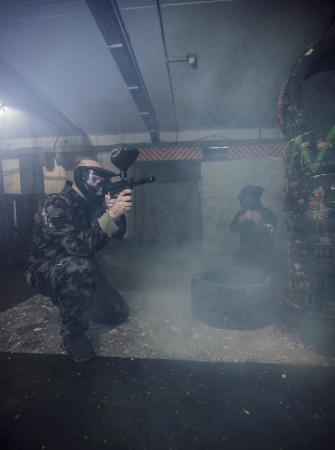 Indoor Paintball Ljubljana