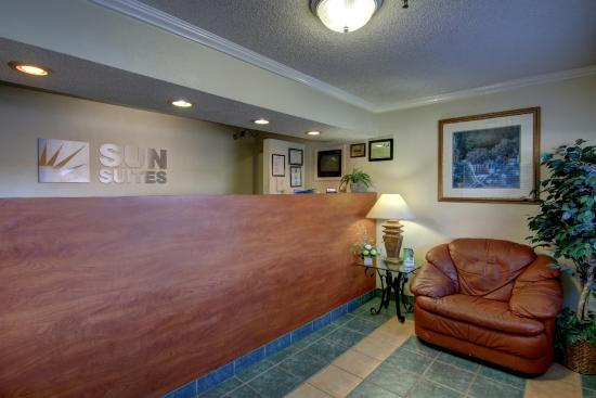 InTown Suites Kennesaw University: Hotel lobby