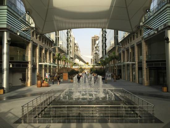 The Boulevard Arjaan By Rotana Retail Portion Of Project