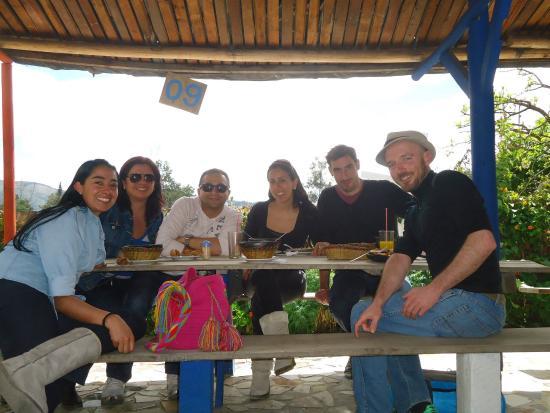 Restaurant Colombien Tours