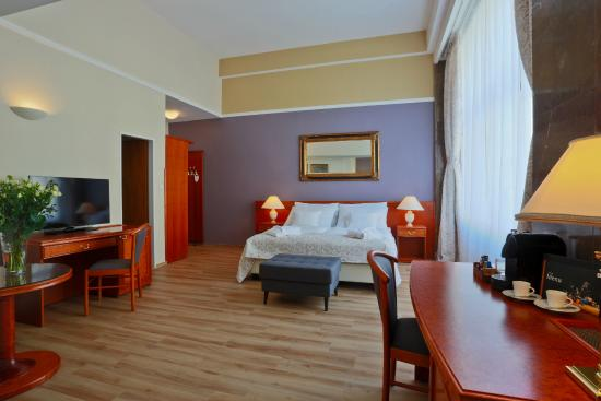 Hotel Belvedere: Junior Suite