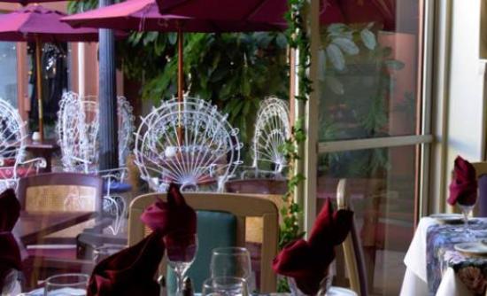 Cafe Margaux Restaurant Cocoa Fl