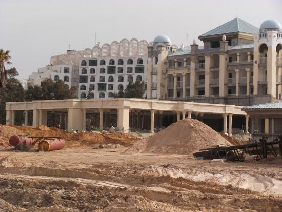 Hotel Marhaba Palace Port El Kantaoui Tunesien