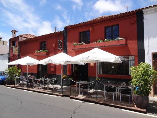 El Rincón de Roberto: Devanture du restaurant