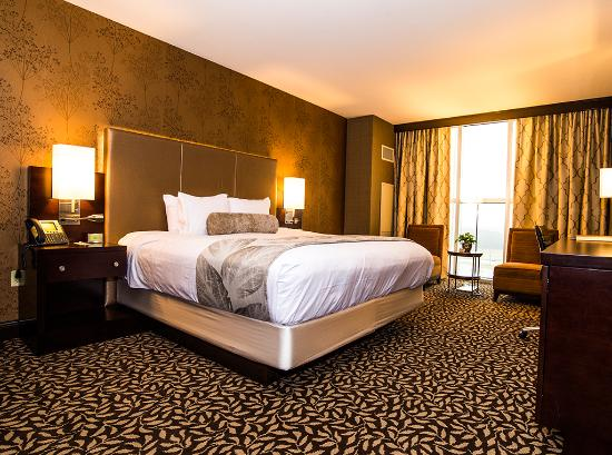 Wind Creek Casino & Hotel, Atmore: King Size Bed