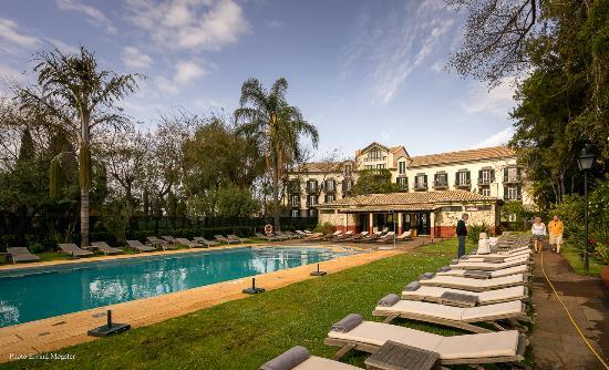 Quinta da Bela Vista: The hotel