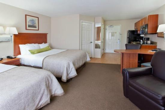 Candlewood Suites Lexington : Double Bed Suite