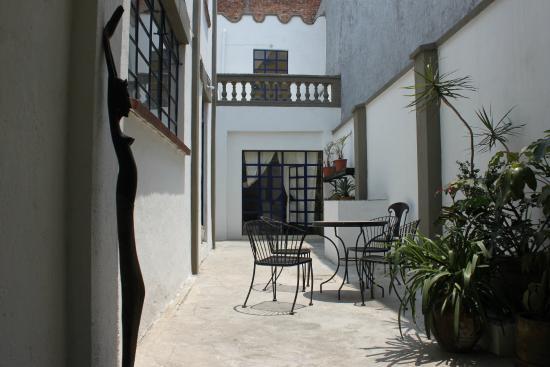 Jade Guesthouse : entrée