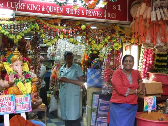 Gooderson Tropicana Hotel: The Spice Market