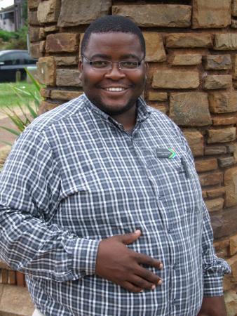Gooderson Tropicana Hotel: Zamani, my smiling Zulu guide