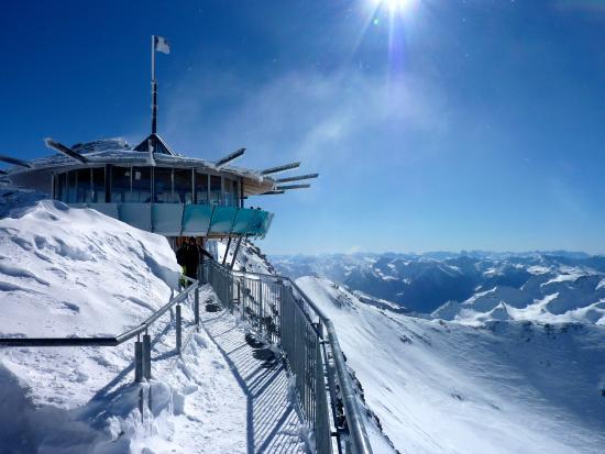 Hotel Regina: Top Mountain Star at Hochgurgl