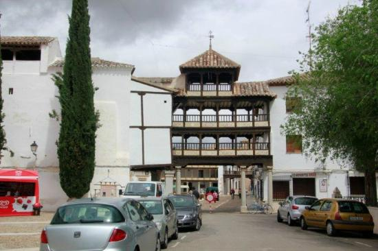 Plaza Mayor: Acesso
