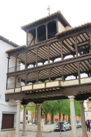 Plaza Mayor : Acesso