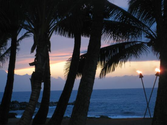 """Paia, HI: What you will see at """"Sunset"""""""