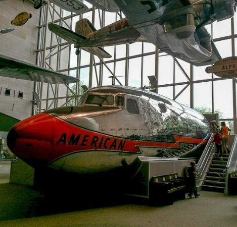 National Air and Space Museum: American