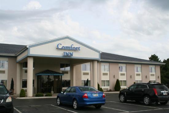 Quality Inn Cedar Point: Entrance