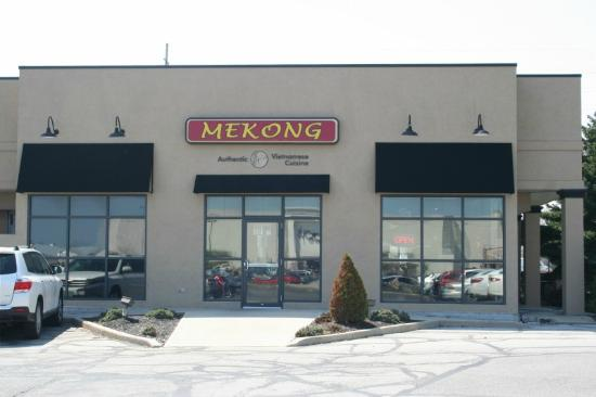 Mekong Authentic Vietnamese Cuisine: Rear Entrance (Mall Side)