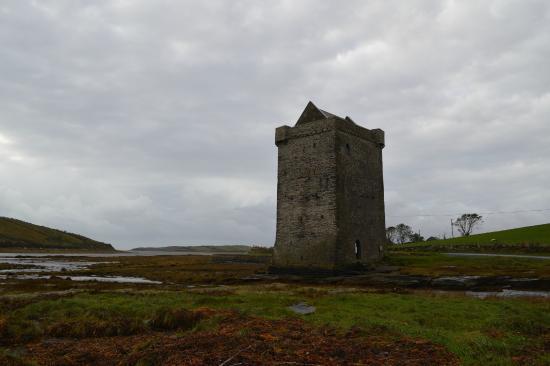 Carrickahowley Castle