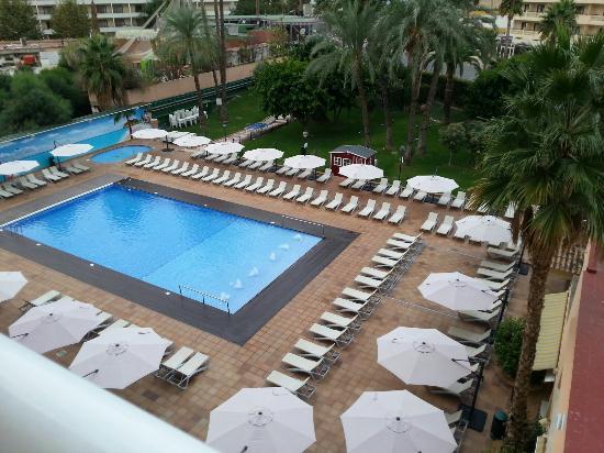 Beautiful Heated Pool Picture Of Hotel Helios Benidorm Benidorm Tripadvisor