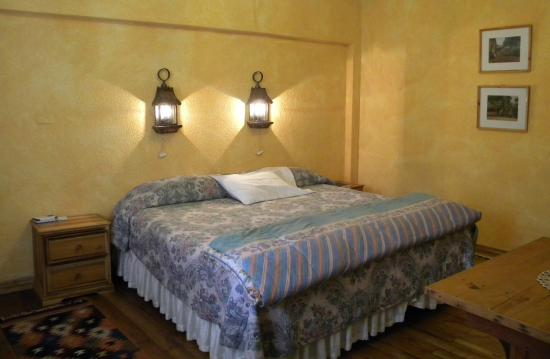 Land of the Sun Hotel & Spa : Double room