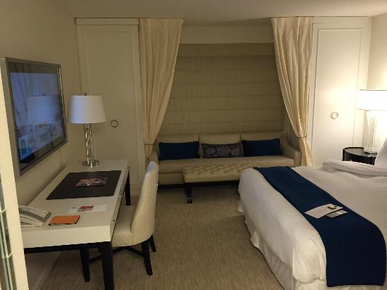 The H Hotel Bedroom