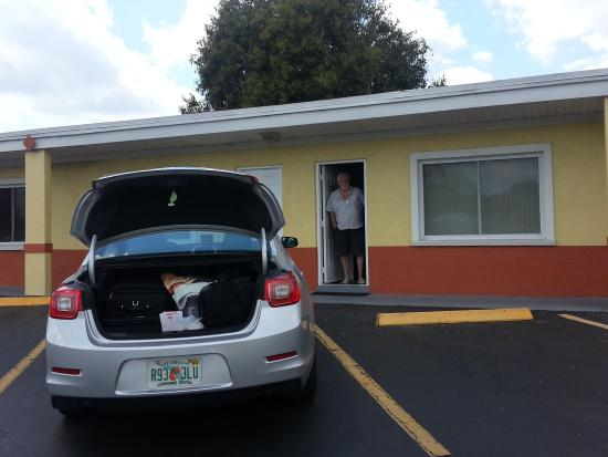 Apollo Inn Motel : Apollo Inn
