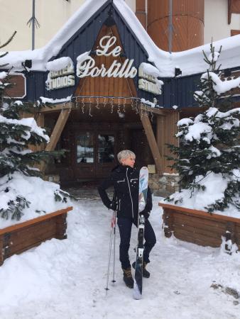 Hotel & Résidence LE PORTILLO : En attendant l'année prochaine...