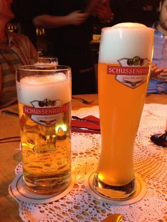 Schwedenscheuer: Great beers!